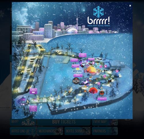brrrrr map
