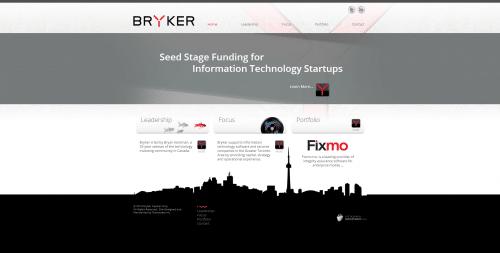 Bryker  _ Homepage