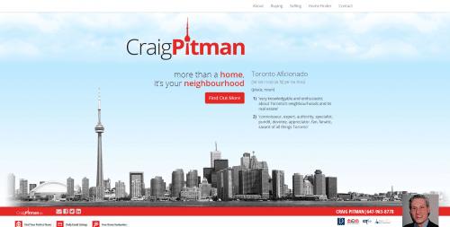 Craig Pitman Toronto Real Estate Aficionado
