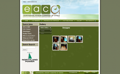 EAC   Environmental Advisory Committees of Ontario.   Gallery