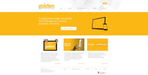 Golden Venture Partners _ Homepage