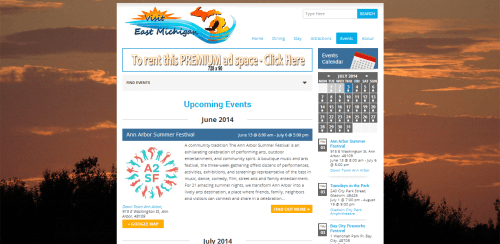 Upcoming Events   VisitEastMichigan.com