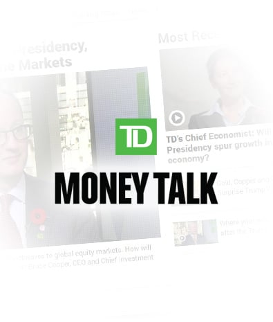 2017 Wordpress Design Portfolio- TD Money Talk Go