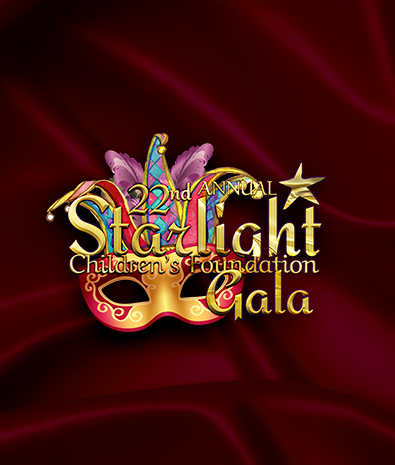 2017 Graphic Design- Starlight Childrens Foundation Annual Gala Featured Image