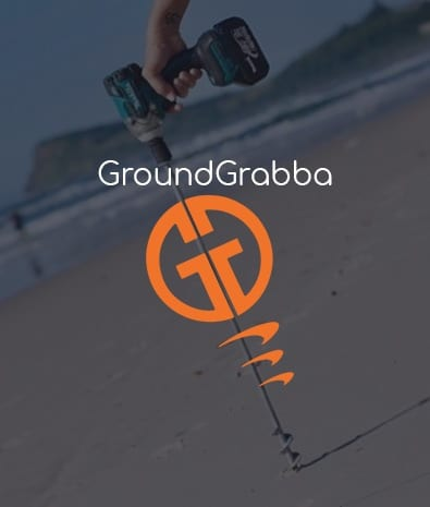 2018 Wordpress Design Portfolio- GroundGrabba Featured Portfolio Image