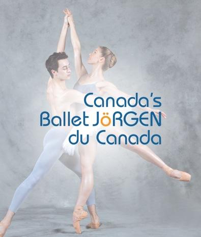 Canadas Ballet Jorgen