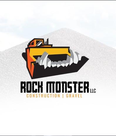 Rock Monster - Logo
