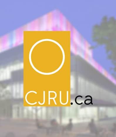 CJRU - Website Design