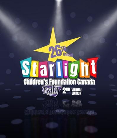 Starlight Childrens Foundation Virtual Gala 2021